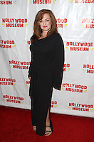 "HOLLYWOOD, CA - AUGUST 18:  Lisa Loring at ""Child Stars - Then and Now"" Exhibit Opening at the Hollywood Museum on August 18, 2016 in Hollywood, California. Credit: David Edwards/MediaPunch"