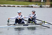 Crew: 338  RDG-PRATT-2  Reading Rowing Club  Op 2x<br /> <br /> Abingdon Spring Head 2019<br /> <br /> To purchase this photo, or to see pricing information for Prints and Downloads, click the blue 'Add to Cart' button at the top-right of the page.