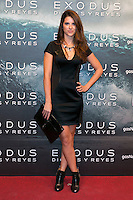 "Ana Caldas attend the Premiere of the movie ""EXODUS: GODS AND KINGS"" at callao Cinema in Madrid, Spain. December 4, 2014. (ALTERPHOTOS/Carlos Dafonte)"