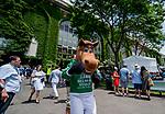 June 8, 2019 : Scenes from Belmont Stakes Festival Saturday at Belmont Park in Elmont, New York. Scott Serio/Eclipse Sportswire/CSM