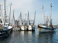 Key West Shrimp Boats