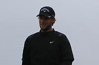 Thomas Pieters (BEL) during the preview of the the 148th Open Championship, Portrush golf club, Portrush, Antrim, Northern Ireland. 17/07/2019.<br /> Picture Thos Caffrey / Golffile.ie<br /> <br /> All photo usage must carry mandatory copyright credit (© Golffile | Thos Caffrey)