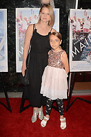 "Joelle Carter, Luna Rose Bates<br /> at the ""Maiden"" Los Angeles Premiere, Linwood Dunn Theater, Los Angeles, CA 06-14-19<br /> David Edwards/DailyCeleb.com 818-249-4998"