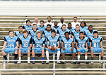 8-12-17, Skyline High School junior varsity football team