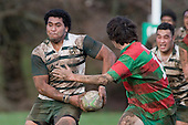 S. Fishulau. Counties Manukau Premier 1 McNamara Cup round 2 rugby game between Manurewa & Waiuku played at Mountfort Park, Manurewa on the 30th of June 2007. Manurewa led 19 - 3 at halftime and went on to win 31 - 3.