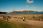 Crissy Field, Golden Gate Bridge, San Francisco, California, USA.  Photo copyright Lee Foster.  Photo # california108246