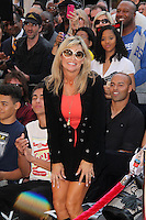 Elaine Parker<br /> at the Ray Parker Jr. Star on the Hollywood Walk of Fame, Hollywood, CA 03-06-14<br /> David Edwards/DailyCeleb.Com 818-249-4998