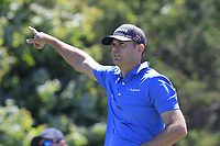 Brendan Steele (USA) tees off the 15th tee during Thursday's Round 1 of the 118th U.S. Open Championship 2018, held at Shinnecock Hills Club, Southampton, New Jersey, USA. 14th June 2018.<br /> Picture: Eoin Clarke | Golffile<br /> <br /> <br /> All photos usage must carry mandatory copyright credit (&copy; Golffile | Eoin Clarke)