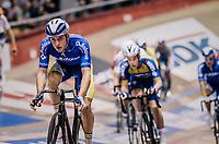 Robbe Ghys (BEL/SportVlaanderen-Baloise)<br /> <br /> zesdaagse Gent 2019 - 2019 Ghent 6 (BEL)<br /> day 2<br /> <br /> ©kramon