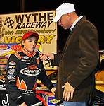 Oct 18, 2008; 11:10:06 PM;  Rural Retreat, VA, USA; FASTRAK Racing Series Grand Nationals race at Wythe Raceway. Mandatory Credit: (thesportswire.net)