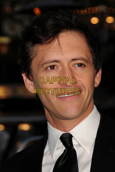 """CLIFTON COLLINS JR..""""Sunshine Cleaning"""" Los Angeles Premiere held at Pacific Theaters at The Grove, Los Angeles, CA, USA, .09 March 2009..portrait headshot black tie white shirt .CAP/ADM/BP.©Byron Purvis/Admedia/Capital PIctures"""