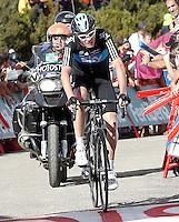 Christopher Froome during the stage of La Vuelta 2012 between Palas de Rei and Puerto de Ancares.September 1,2012. (ALTERPHOTOS/Acero) /Nortephoto.com<br /> <br /> **CREDITO*OBLIGATORIO** <br /> *No*Venta*A*Terceros*<br /> *No*Sale*So*third*<br /> *** No*Se*Permite*Hacer*Archivo**<br /> *No*Sale*So*third*