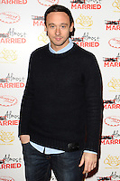 """Jason Maza arives for the """"Almost Married"""" Gala Screening at the Mayfair Hotel, London. 26/03/2014 Picture by: Steve Vas / Featureflash"""