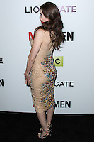 """HOLLYWOOD, LOS ANGELES, CA, USA - APRIL 02: Alison Brie at the Los Angeles Premiere Of AMC's """"Mad Men"""" Season 7 held at ArcLight Cinemas on April 2, 2014 in Hollywood, Los Angeles, California, United States. (Photo by Xavier Collin/Celebrity Monitor)"""