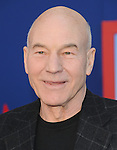 Patrick Stewart at Touchstone Pictures' World Premiere of Gnomeo & Juliet held at The El Capitan Theatre in Hollywood, California on January 23,2011                                                                               © 2010 DVS/Hollywood Press Agency