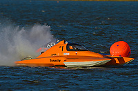 "Al Thompson, S-1  ""Tenacity"" and Alexis Weber S-55 (2.5 Litre Stock hydroplane(s)"