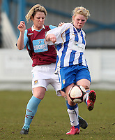 090315 Colchester Utd Ladies v West Ham Utd Ladies