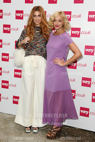 presenter, Fearne Cotton and Whitney Port.arrives at the Fearne Cotton's Spring Summer 2012 range show for Very.co.uk, London.19/09/2011  Picture by Steve Vas/Featureflash