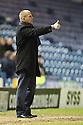 Stevenage manager Gary Smith. - Sheffield Wednesday v Stevenage - npower League 1 - Hillsborough, Sheffield - 14th February 2012  .© Kevin Coleman 2012