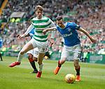 29.04.18 Celtic v Rangers: Jack Hendry and Jamie Murphy