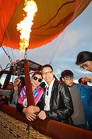 20150723 23 July Hot Air Balloon Cairns