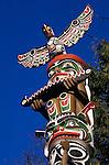 Vancouver, British Columbia<br /> Totem Pole - Stanley Park
