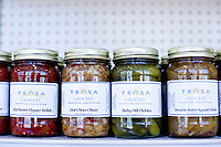 TROSA products sold at their east Durham grocery store.
