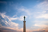 SERBIA, Belgrade, The Victor Monument in Belgrade, Eastern Europe