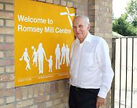 JUL 25 Vince Cable visit to Romsey Mill Centre Cambridge
