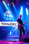 Toology guitarist Joshua Guinn at House of Blues in Houston