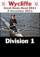 Wycliffe Small Boats Head 2011-Div1