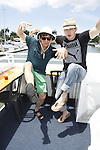 Christian LeBlanc & Christopher Sean -  Actors from Y&R, General Hospital and Days donated their time to Southwest Florida 16th Annual SOAPFEST at the Cruisin' and Schmoozin' Marco Island Princess in Marco Island, Florida on May 24, 2015 - a celebrity weekend May 22 thru May 25, 2015 benefitting the Arts for Kids and children with special needs and ITC - Island Theatre Co.  (Photos by Sue Coflin/Max Photos)
