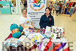 Breda Dyland and Trish Kelly of the Kerry Cancer Support Group in the Manor West Shopping Centre and Retail Park hosting Kerry's local community organisations for its 'Community on Your Doorstep' exhibition on Saturday.