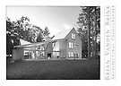 HILLSIDE HOUSE<br /> Private Residence<br /> Yarmouth, Maine<br /> Scott Simons, Architect &copy; Brian Vanden Brink, 2000