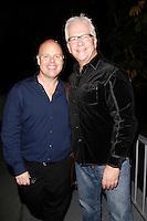 LOS ANGELES - NOV 9: Scott Appel, Dan Kitowski at the special screening of Matt Zarley's 'hopefulROMANTIC' at the American Film Institute on November 9, 2014 in Los Angeles, California