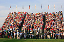 PHIL MICKELSON of the US Ryder Cup Team during the friday morning foursomes of the 37th Ryder Cup Matches, September 16 -21, 2008 played at Valhalla Golf Club, Louisville, Kentucky, USA ( Picture by Phil Inglis ).... ......