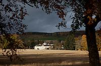 Foulis Castle, Scotland