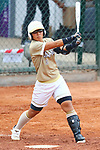 Yu Yamamoto (JPN), <br /> AUGUST 24, 2018 - Softball : <br /> Women's Final match <br /> between Japan 7-0 Chinese Taipei <br /> at Gelora Bung Karno Softball field <br /> during the 2018 Jakarta Palembang Asian Games <br /> in Jakarta, Indonesia. <br /> (Photo by Naoki Nishimura/AFLO SPORT)