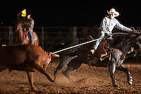 SEBRA - Powhatan, VA - 5.17.2014 - Team Roping