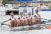 Race: 42 - Event: FAWLEY - Berks: 371 STAR AND ARROW CLUB 'B' - Bucks: 348 LEANDER CLUB<br /> <br /> Henley Royal Regatta 2017<br /> <br /> To purchase this photo, or to see pricing information for Prints and Downloads, click the blue 'Add to Cart' button at the top-right of the page.