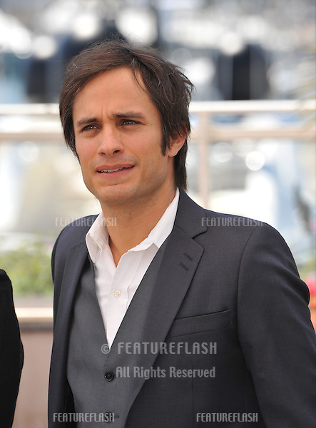 Gael Garcia Bernal at the photocall for the Jury at the 67th Festival de Cannes.<br /> May 14, 2014  Cannes, France<br /> Picture: Paul Smith / Featureflash