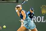 March 11, 2019: Naomi Osaka (JPN) defeated Danielle Collins (USA) 6-4, 6-2 at the BNP Paribas Open at the Indian Wells Tennis Garden in Indian Wells, California. ©Mal Taam/TennisClix/CSM