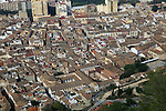 Town of Xàtiva or Jativa, Valencia province, Spain