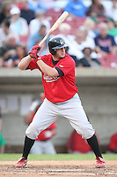 September 5, 2009: Rich Racobaldo of the Quad City River Bandits. The River Bandits are the Midwest League affiliate for the St. Louis Cardinals. Photo by: Chris Proctor/Four Seam Images