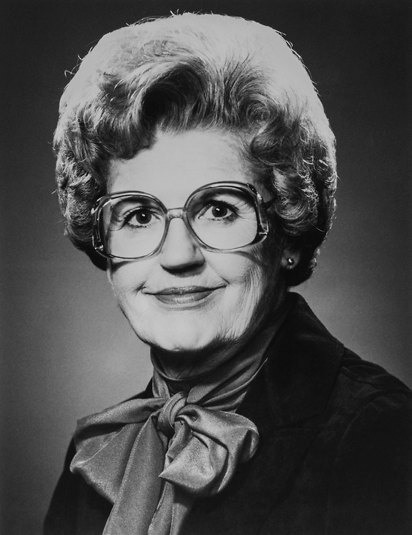 Rep. Barbara Vucanovich, R-Nev., in 1985. (Photo by CQ Roll Call)