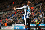 Georgina Wijnaldum of Newcastle United celebrating after scoring the first goal of the game - English Premier League - Newcastle Utd vs Liverpool - St James' Park - Newcastle - England - 6th of December 2015 - Picture Jamie Tyerman/Sportimage