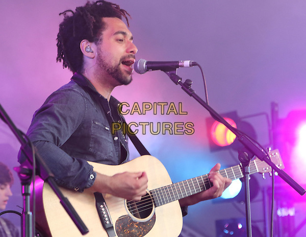 GREAT TEW, OXFORD, ENGLAND - The Shires at the Cornbury Music Festival held at Great Tew Park, on July 10th, 11th and 12th 2015 in Oxford, England<br /> <br /> CAP/ROS<br /> &copy;ROS/Capital Pictures