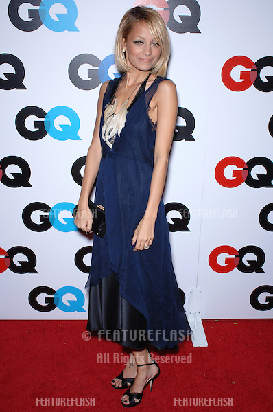 NICOLE RICHIE at GQ Magazine's 2005 Men of the Year party in Beverly Hills..December 1, 2005  Beverly Hills, CA..© 2005 Paul Smith / Featureflash