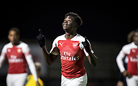 Arsenal U23 v Manchester City U23 - PL2 - 14.01.2019