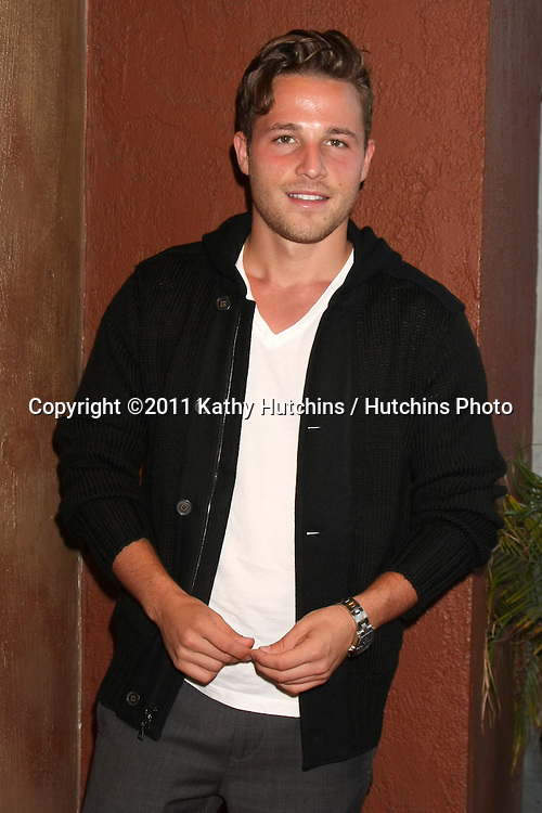 """LOS ANGELES - SEP 6:  Shawn Pyfrom arriving at the """"Tanner Hall"""" Screening at the Vista Theater on September 6, 2011 in Los Angeles, CA"""